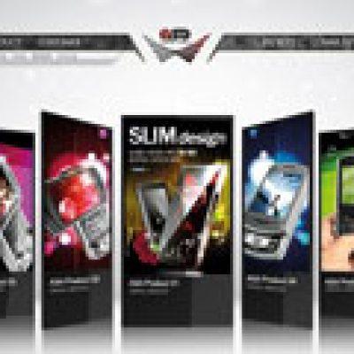 طراحی سایت فروشگاه اسلیموبایل