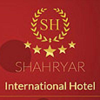 طراحی سایت هتل شهریار