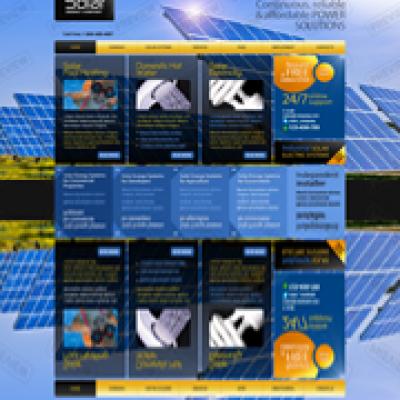 شرکت تامین نیروی SOLAR